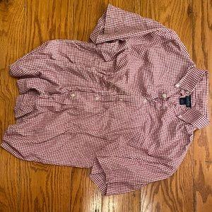 Brooks Brothers Short Sleeve, Plaid